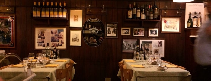 Trattoria Toni Del Spin is one of italy.