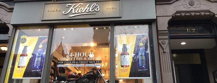 Kiehl's is one of Lugares guardados de Yani.