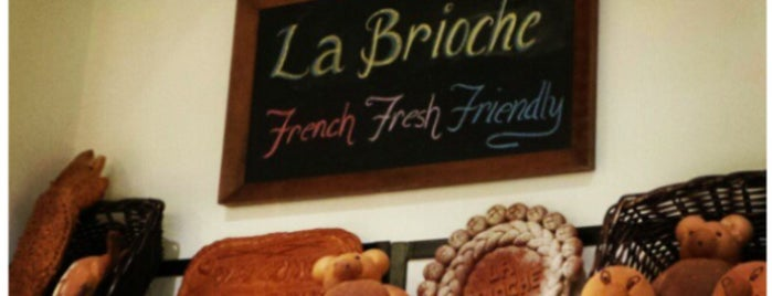 La Brioche is one of Alain.
