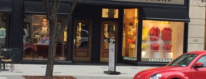 Longchamp is one of Boston.
