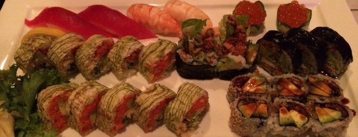 Umi Sushi is one of NYC.