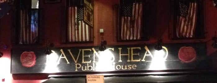 Raven's Head Public House is one of Astoria.