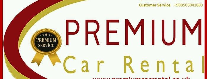 Premium Car Rental is one of PremiumCarRental'ın Beğendiği Mekanlar.