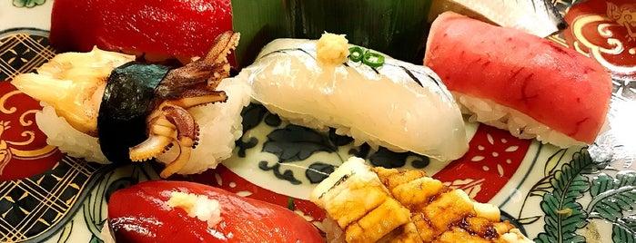 すし処 宮葉 is one of Tokyo Sushi.