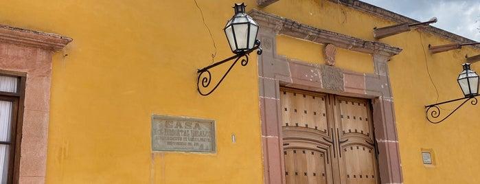 Casa de los Descendientes de Hidalgo is one of Dolores.