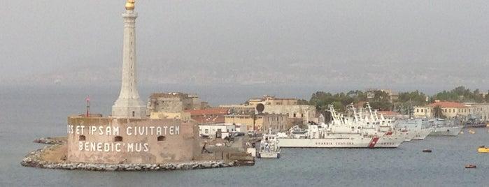 Messina is one of Grand Tour de Sicilia.