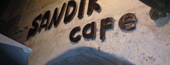 Sandık Cafe is one of Cappadocia.