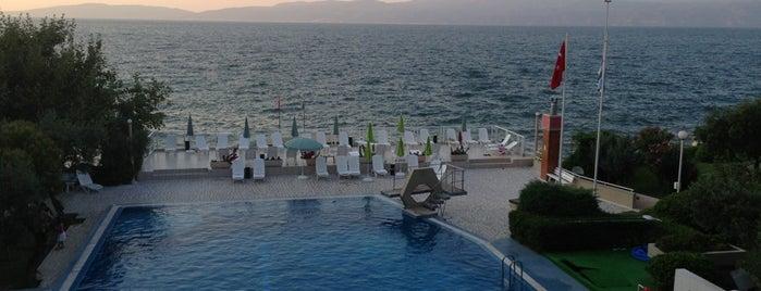 Petek Sitesi is one of Bursa.
