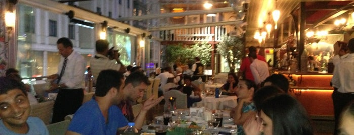 Şehzade Taksim Restaurant is one of Turkey.