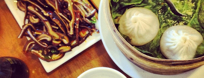 Nan Xiang Xiao Long Bao is one of NYC waiting for A List.