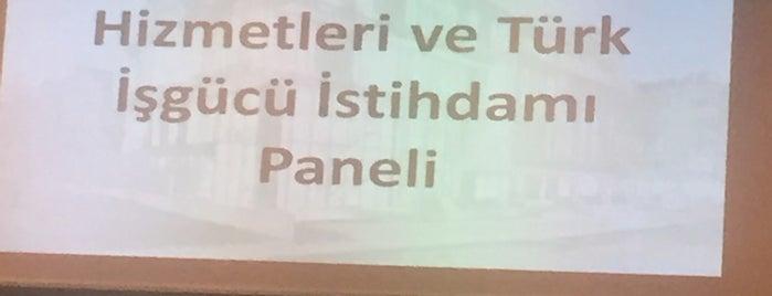 Türkiye Müteahhitler Birliği Merkez Binası is one of Türkiye Mimarlık Yıllığı 2013.