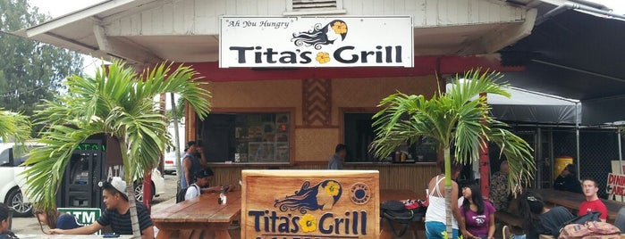 Tita's Grill is one of Hawaii Trip!.