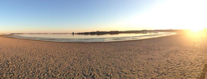 Carson Beach is one of Boston.
