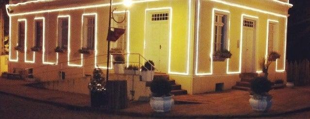 Casa Amarela Café Colonial is one of Lieux qui ont plu à Laila.