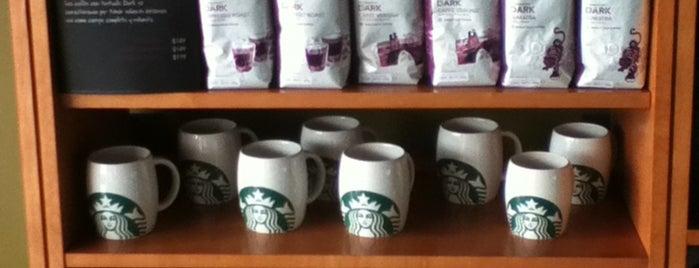 Starbucks is one of Locais curtidos por Ana.