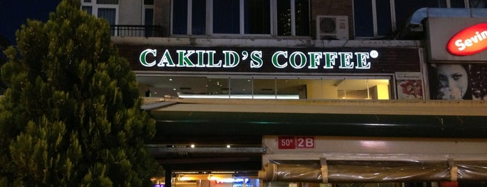 Cakild's Coffee is one of Istanbul.