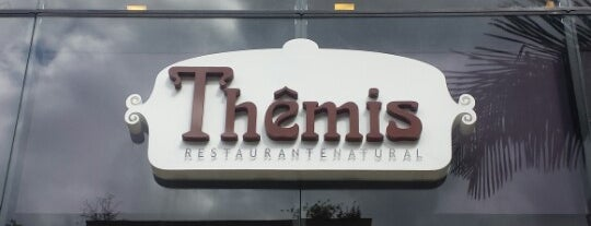 Thêmis Restaurante Natural is one of Patricia : понравившиеся места.