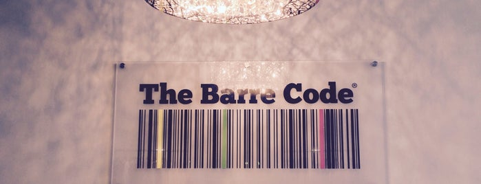 The Barre Code is one of Sithaさんのお気に入りスポット.