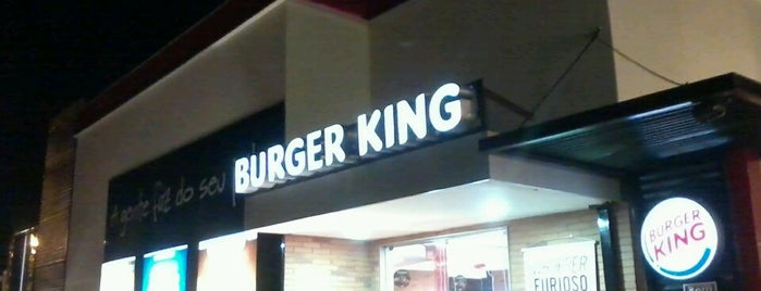 Burger King is one of Lieux qui ont plu à Leandro.