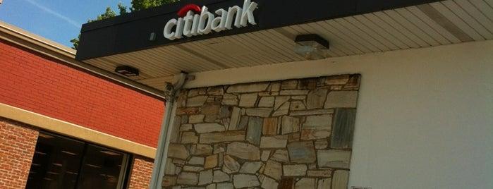 Citibank is one of Posti che sono piaciuti a Michael.