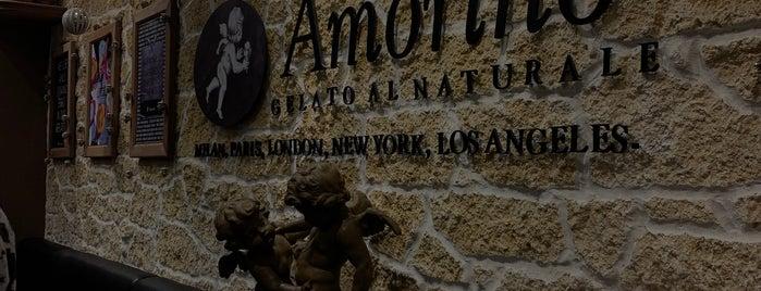 Amorino is one of Houston.