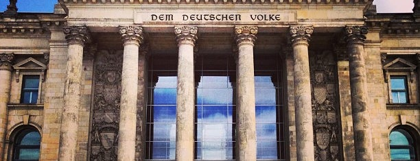 Reichstag is one of Berlin, must see!.