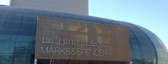 MARKS & SPENCER is one of สถานที่ที่บันทึกไว้ของ Susan.