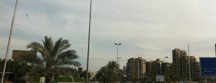 Arabian Gulf Street is one of Adam's Liked Places.
