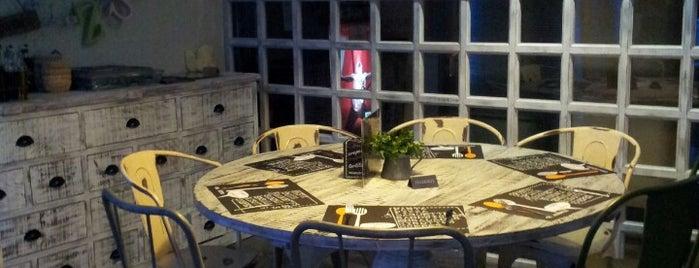 Charlotte Gastrobar & Café is one of Malaga spots.