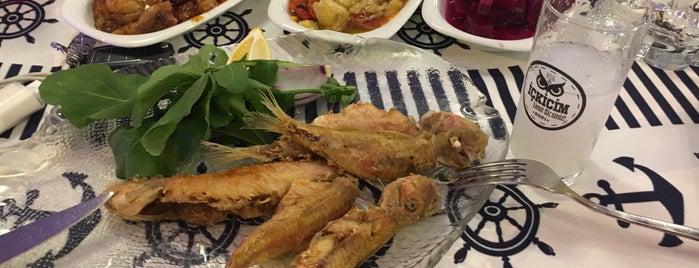 Gırgır Meyhane'si (Balıkçı Kardeşler) is one of Locais curtidos por Mahide.
