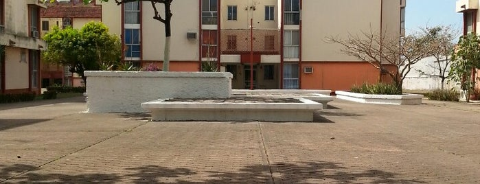 Plaza Pastora is one of Vane 님이 좋아한 장소.