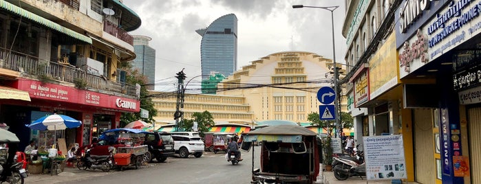 Pnom Penh, Cambodia is one of Locais curtidos por Michael.