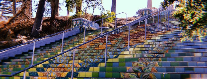 Lincoln Park Stairs is one of Saraさんの保存済みスポット.