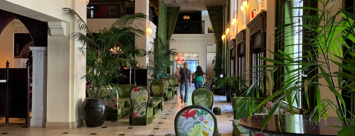 The NoMad Hotel Los Angeles is one of Places for visitors.