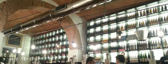 Roma Beer Company - Ponte Milvio is one of ROMA.