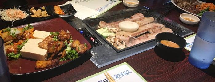 Funny Plus Korean Bar is one of Colorado Food.