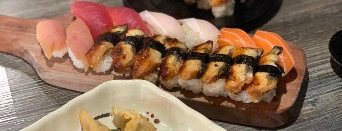 Sushi Katsu is one of Locais curtidos por Cecilia.