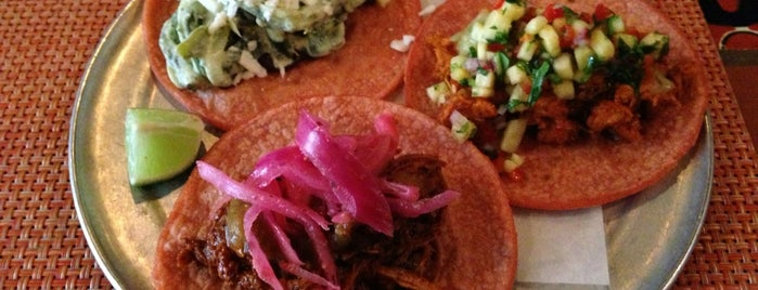 Taco Joint is one of Chicago Eats.