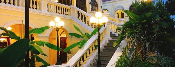 Praya Palazzo is one of Thailand.