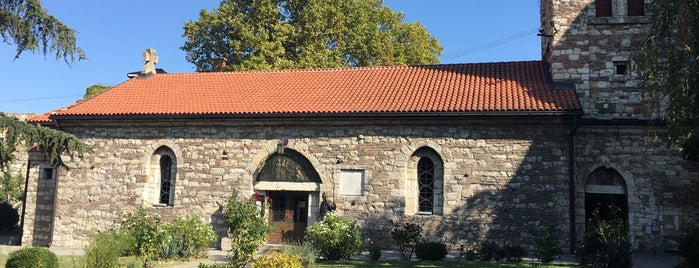 Crkva Ružica is one of Belgrad.