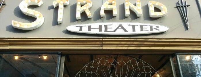 Strand Theater Company is one of Fuzz 님이 좋아한 장소.