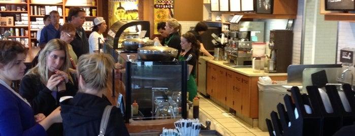 Starbucks is one of Tempat yang Disukai Saaaa.