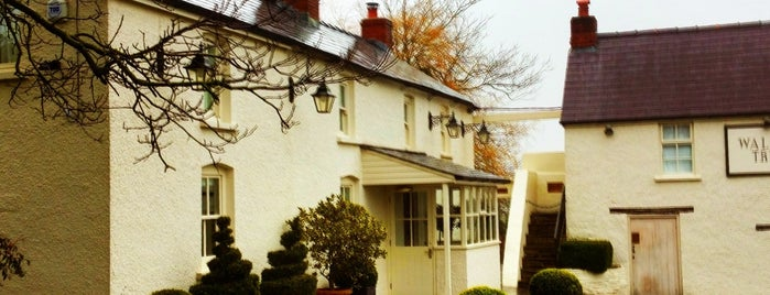 The Walnut Tree Restaurant is one of Michelin Under 30.