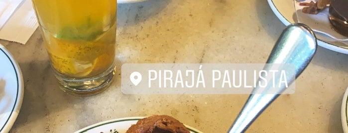 Pirajá is one of Bons drinks.
