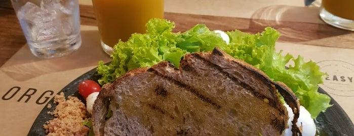 Easy Organic Food Solutions is one of São Paulo Fitness.