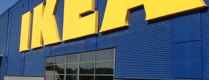 IKEA is one of Lugares favoritos de Laura.