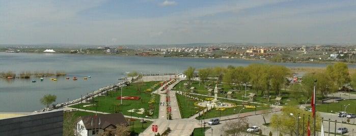 Gölbaşı Belediyesi is one of Evren'in Kaydettiği Mekanlar.