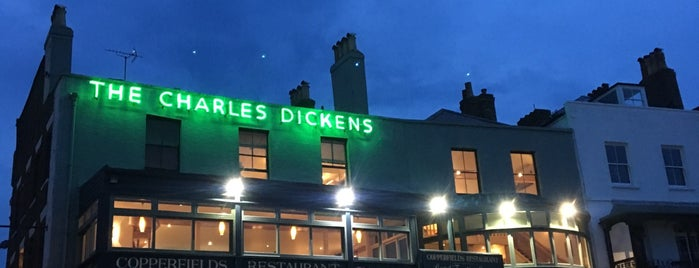 The Charles Dickens is one of Staycation.