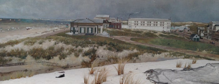 Panorama Mesdag is one of Museums that accept museum card.