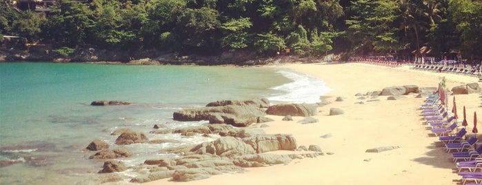 Laem Singh Beach is one of Wishlist.